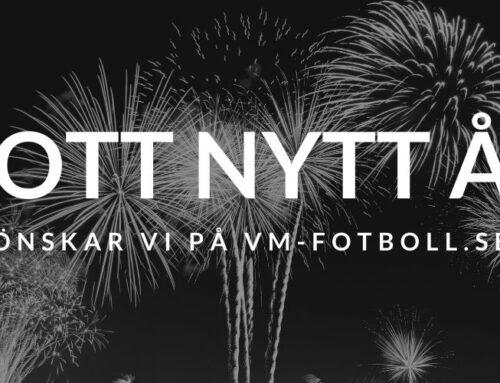 Gott nytt år önskar vi på VM-fotboll.se