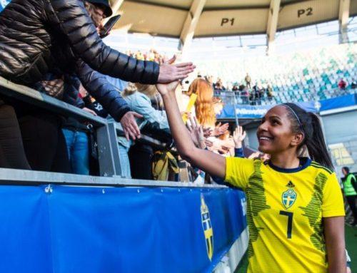 Efter VM-succén – Sverige klättrar på världsrankingen