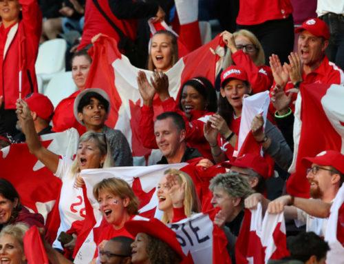 Sverige tvåa i gruppen – nu väntar Kanada i åttondelsfinal