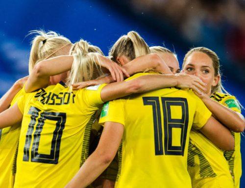 Så startar Sverige i VM-kvalet mot Georgien