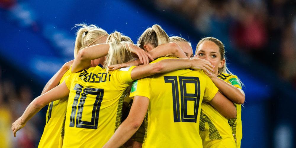 Här är Sveriges trupp till VM-kvalmatchen mot Irland