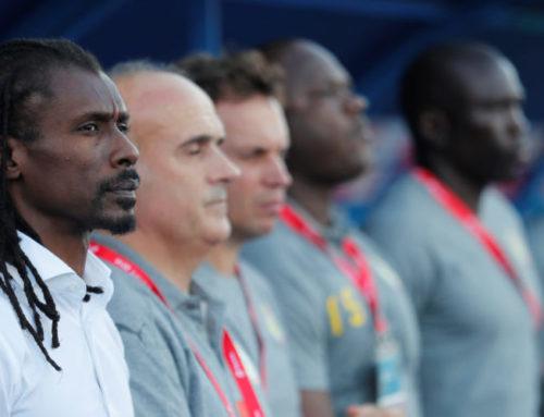 Inför finalen av Afrikanska Mästerskapen