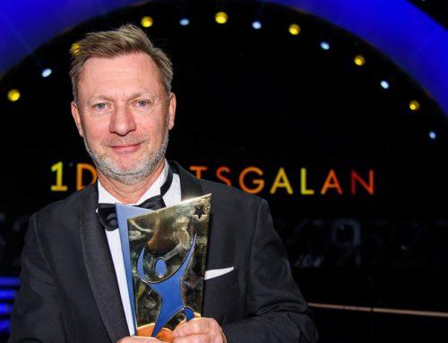 Peter Gerhardsson årets ledare i Svensk idrott
