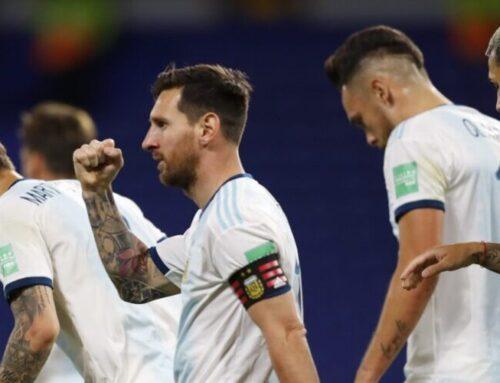 Sydamerikanska VM-kvalet är igång