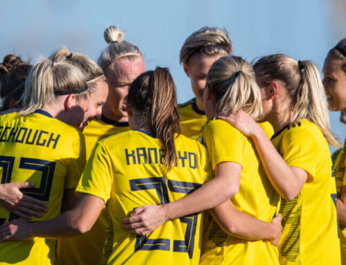 Dubbla segrar för damlandslaget under träningslägret på Malta