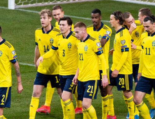Sverige vinner VM-kvalet mot Georgien utan att imponera