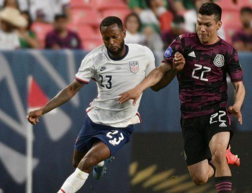 Mexiko och USA möts på nytt i stor final