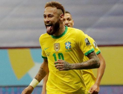 Copa America: Brasilien första lag att avancera till final