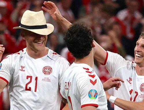 Danmark kan redan nu bli klara för VM 2022