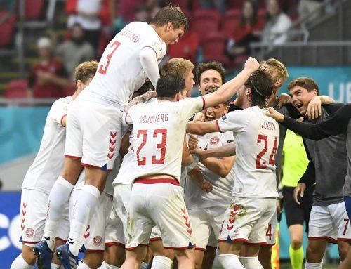 Danmark klara för VM i Qatar efter makalösa siffror