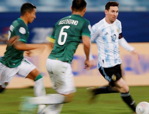 Kvartsfinalerna i Copa America avgjorda – så spelas semifinalerna