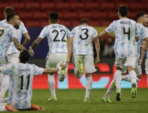 Argentina blir Brasiliens motstånd i Copa América-finalen