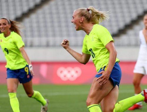 Så startar Sverige mot Australien – tvåmålsskytten bänkad