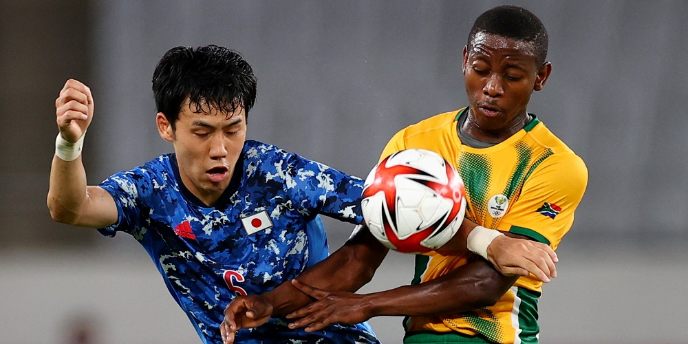 Japan-Sydafrika OS 2020
