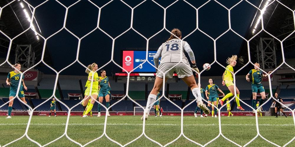 Sverige-Australien OS 2021