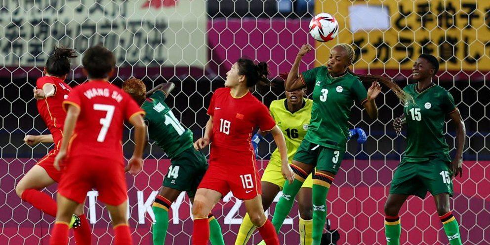 Zambia-Kina OS 2021