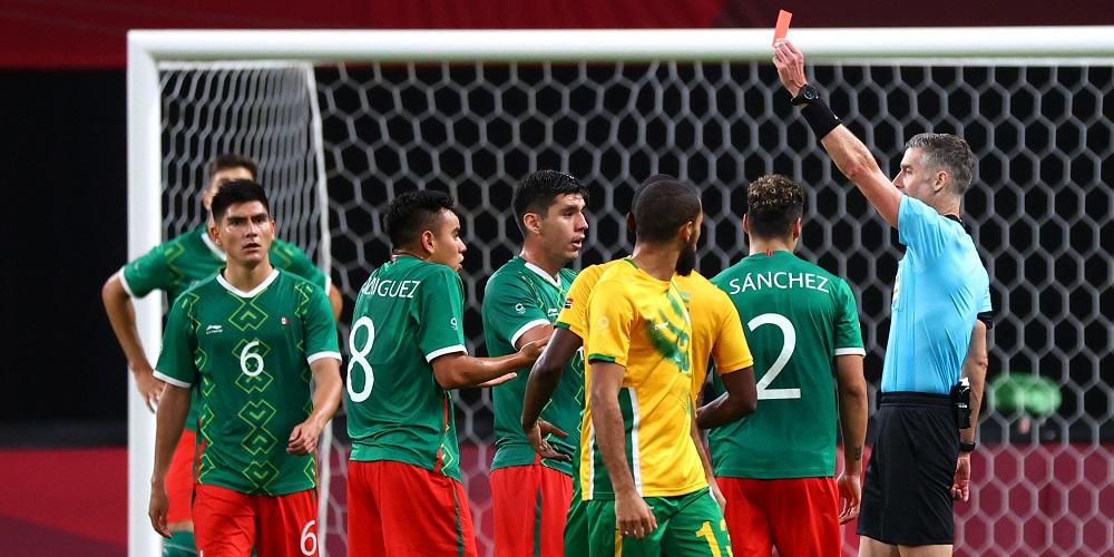 Sydafrika-Mexiko OS 2021