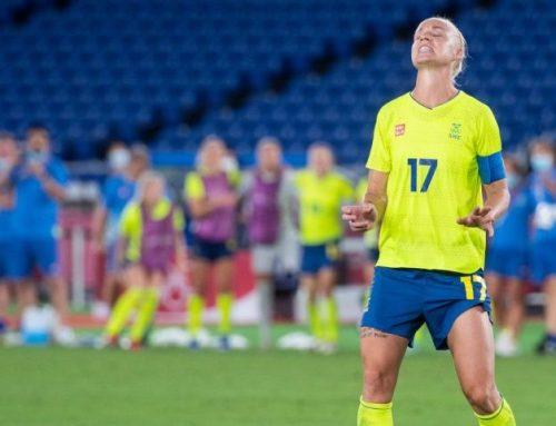 Inget OS-guld för Sverige – förlorade finalen efter straffrysare