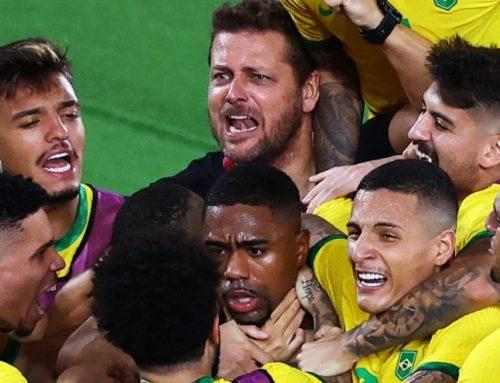 OS-guldet till Brasilien – för andra gången i rad