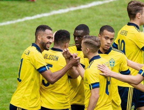 Svensk seger mot Uzbekistan – Kiese Thelin nätade