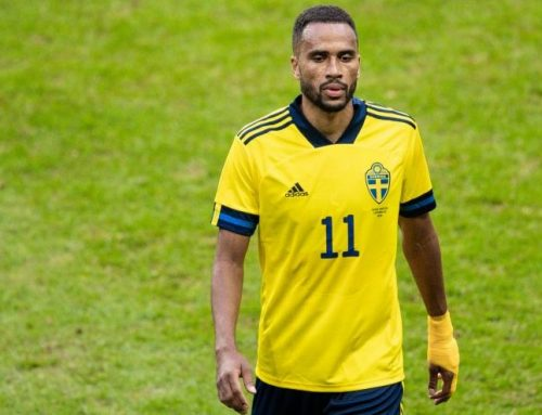 Isaac Kiese Thelin mot ny klubb – lämnar landslagstruppen