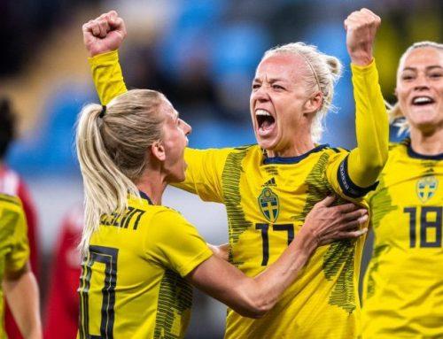 VM-kvalmatch spelas i Malmö för damlandslaget