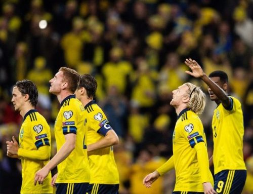 Sverige klättrar på världsrankingen – passerar VM-finalisten från 2018