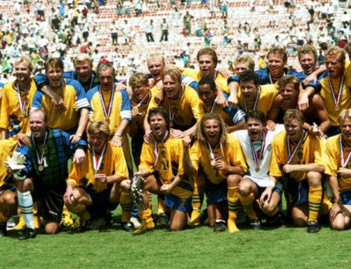 VM 1994 – Semifinal och match om tredjepris