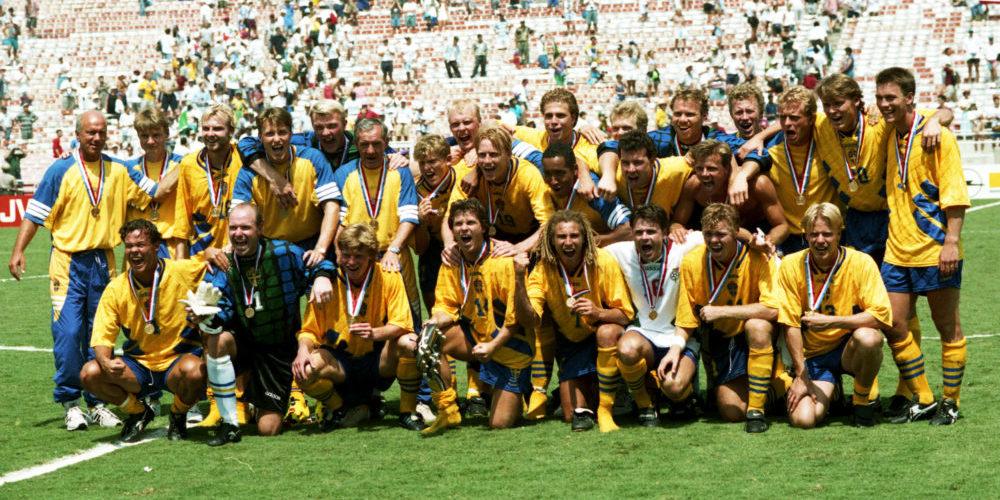 VM 1994 – Gruppspelsmatch två
