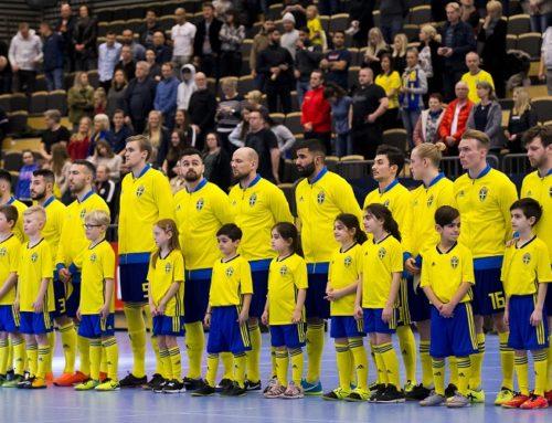 Sverige vidare i VM-kvalet
