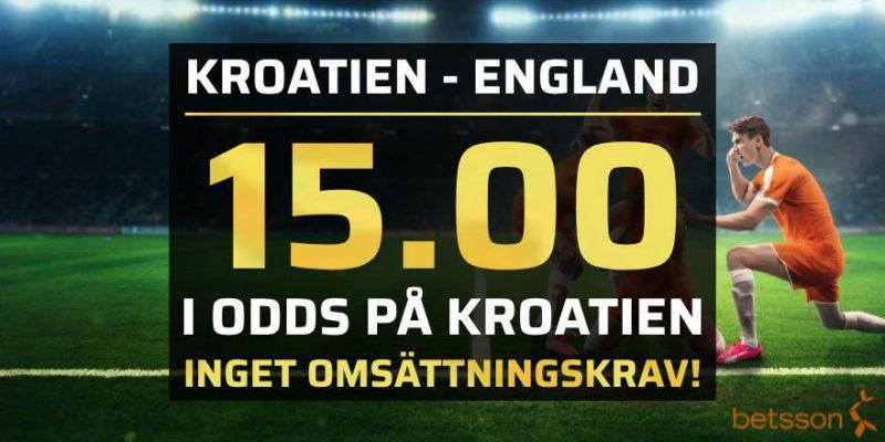 Kroatien England