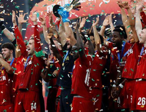 Liverpool vinnare av klubblags-VM 2019