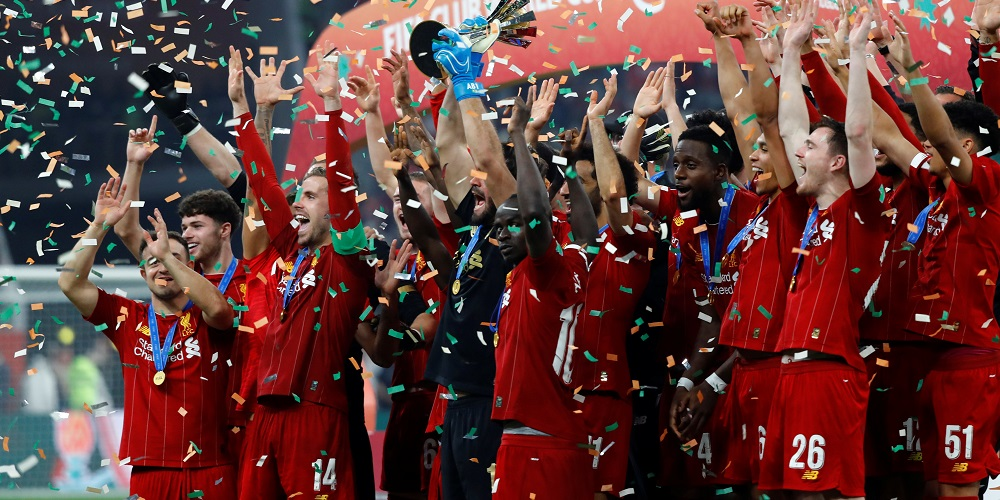Liverpool vinner klubb VM