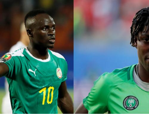 Mané och Oshoala utnämns till årets afrikanska fotbollsspelare