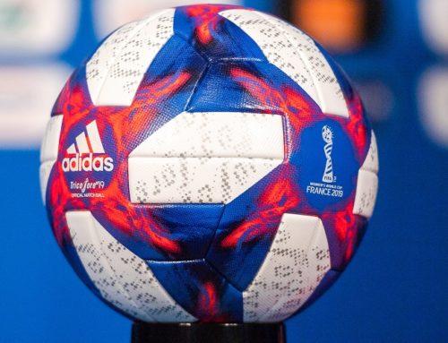 Nya kulörer på VM-bollen