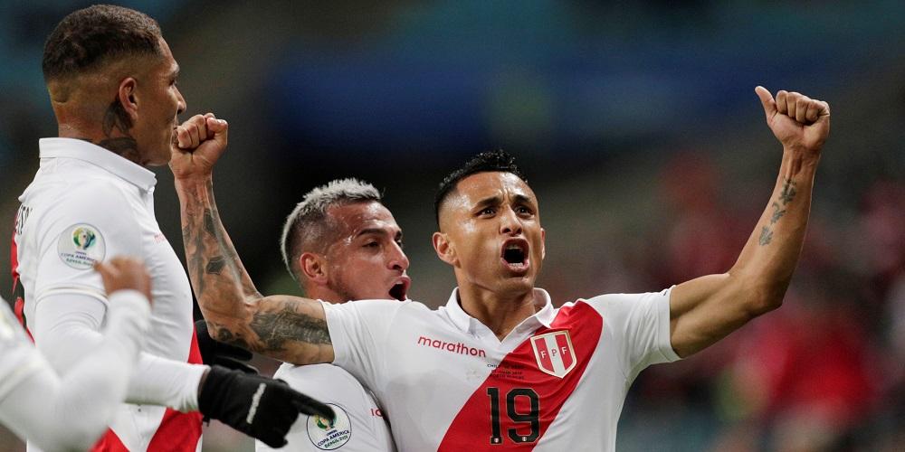 Peru i Copa America 2019