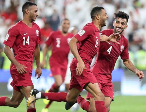 Qatar är nya asiatiska mästare