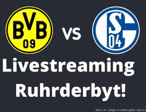 LIVESTREAM: Dortmund vs Schalke