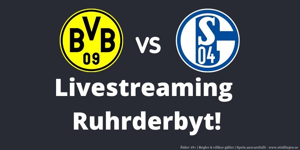 Ruhrderbyt livestream