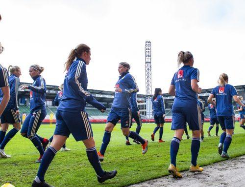 Sverige fyra i Algarve Cup 2019