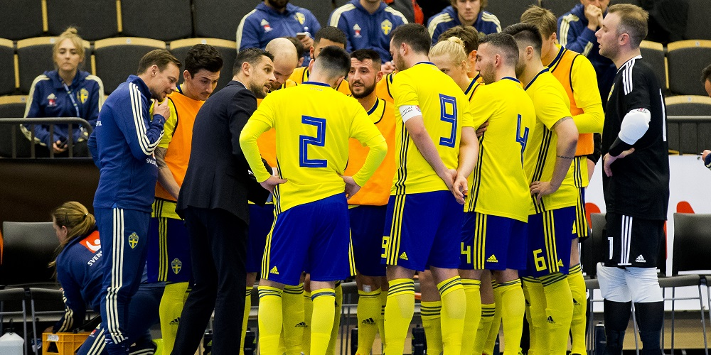 Sveriges herrlandslag i futsal
