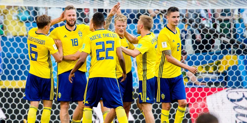 Sveriges herllandslag i fotboll