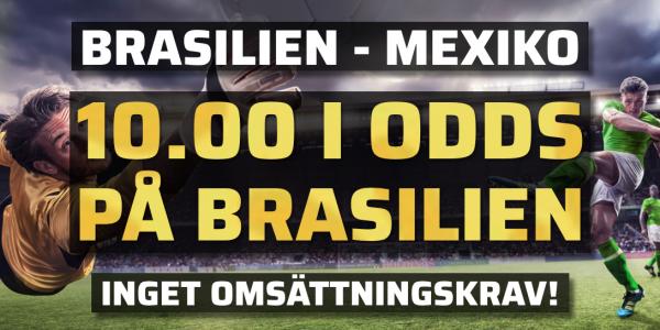 Brasilien Mexiko