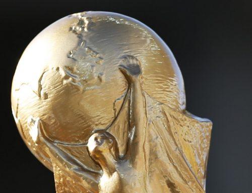 VM 2026 spelas i USA, Kanada och Mexiko