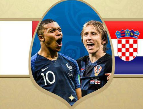 VM-final 2018 » Odds & kampanjer inför Frankrike – Kroatien