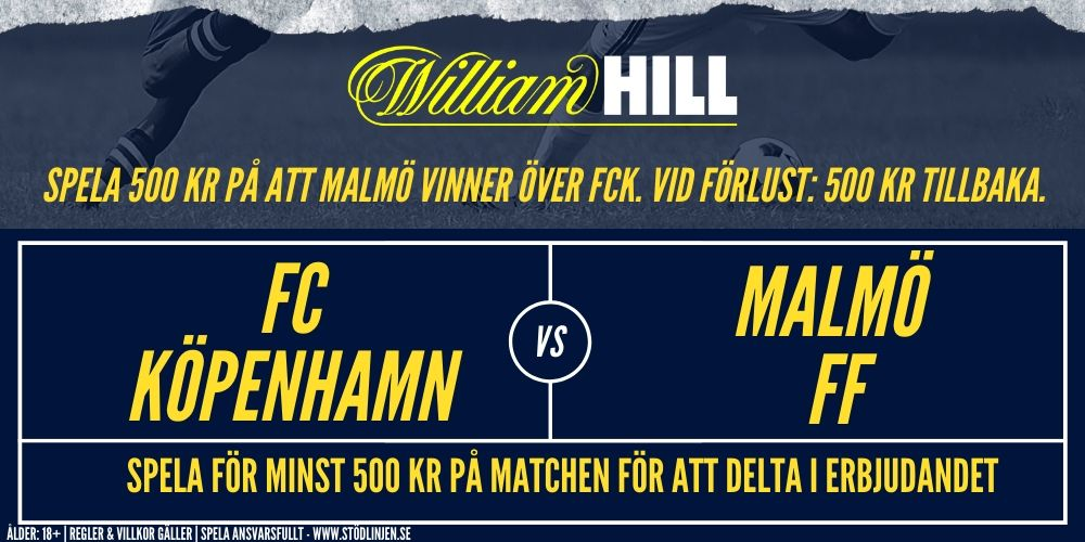 William Hill freebet
