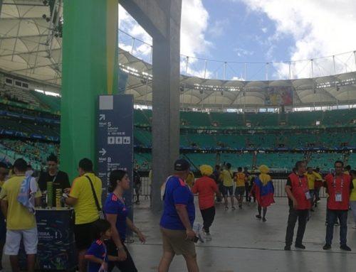 Semifinaldags i Copa América