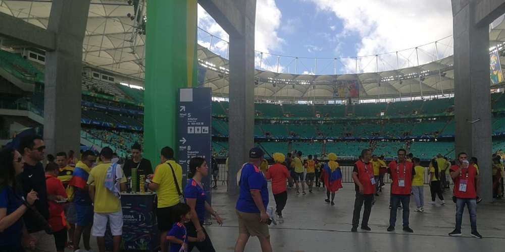 Copa América arena