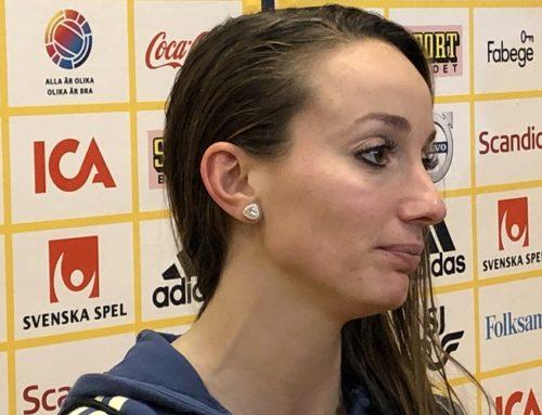 Kosovare Asllani: Det är en väldigt nyttig match för oss