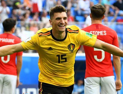 Grattis Belgien till bronset!